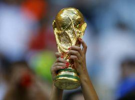 The World Cup trophy is the most important piece of silverware in world football. (Image: time.com)