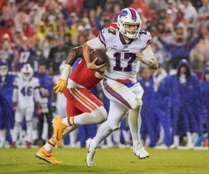 Buffalo Bills Josh Allen MVP odds favorite betting Kyler Murray Mahomes