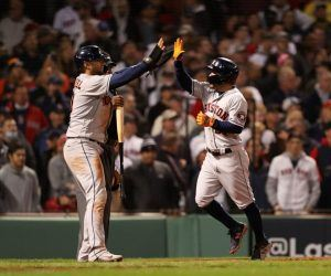 Astros Red Sox odds ALCS Game 5