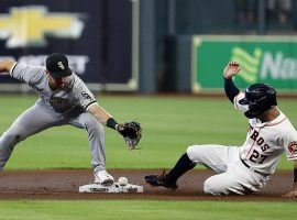 The Houston Astros will host Game 1 of the ALDS against the Chicago White Sox on Thursday. (Image: Bob Levey/Getty)