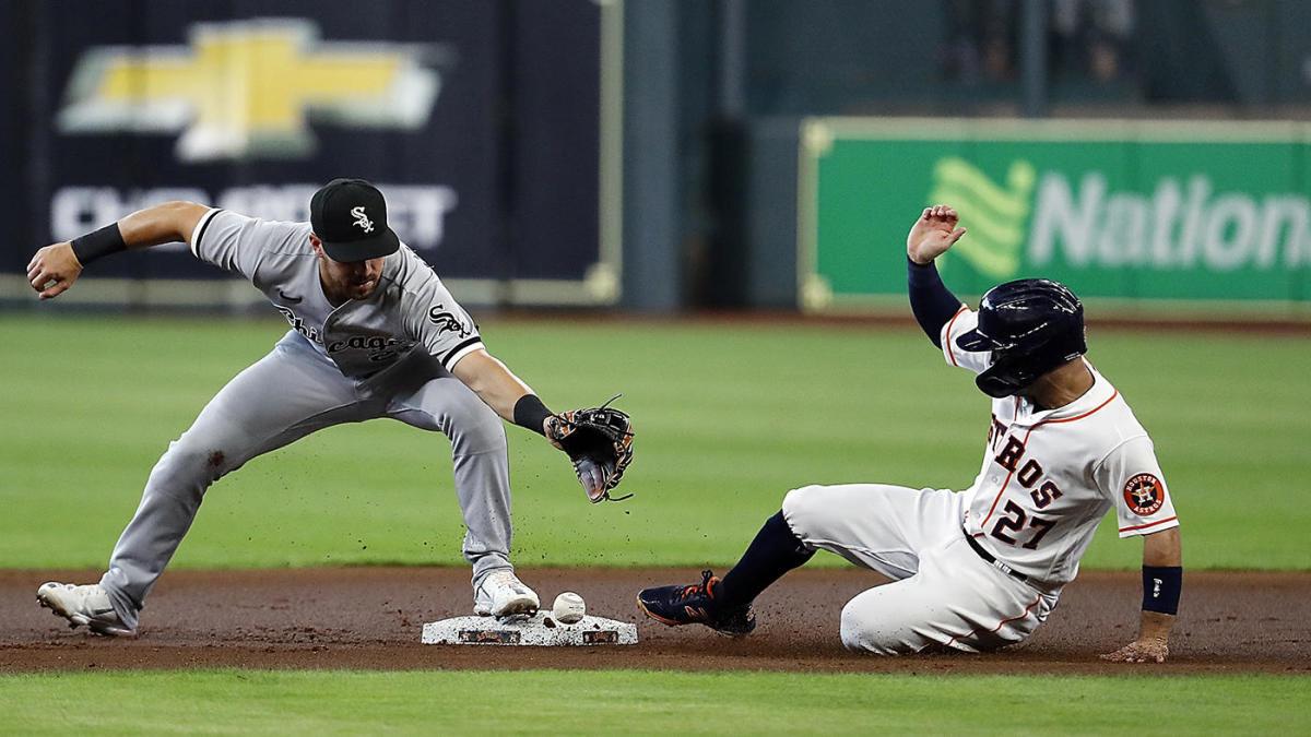 Astros White Sox odds ALDS