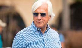 Bob Baffert told the LA Times he welcomes the unprecedented scrutiny his horses face for the Breeders' Cup World Championships Nov. 5-6. (Image: Del Mar Thoroughbred Club)