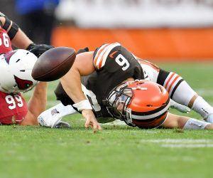 Baker Mayfield Shoulder Injury Backup QB Case Keenum Cleveland Browns start