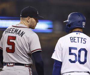 NLCS Dodgers Braves odds