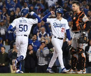 World Series odds Dodgers