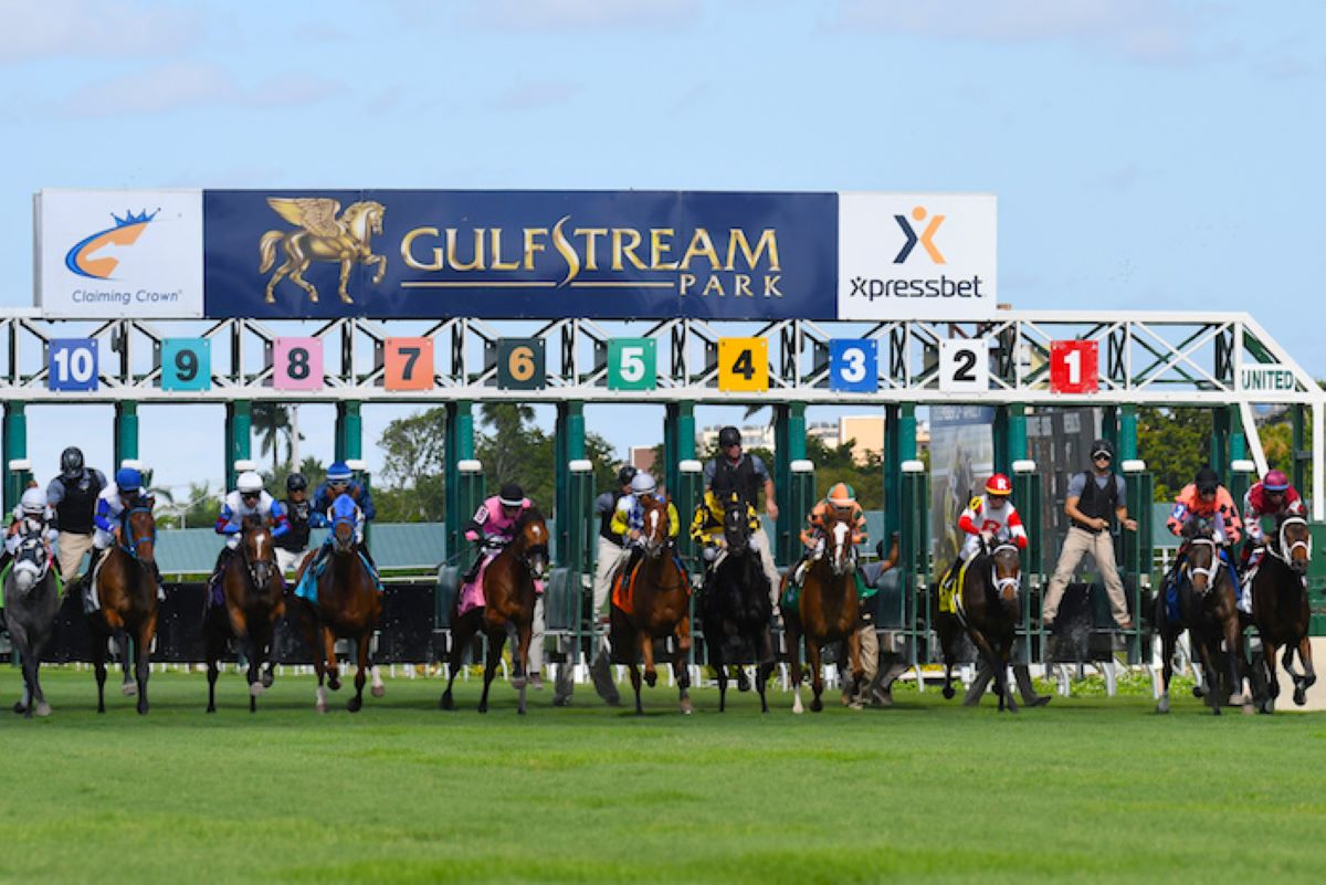 Gulfstream Park Stakes Sked 2021-22