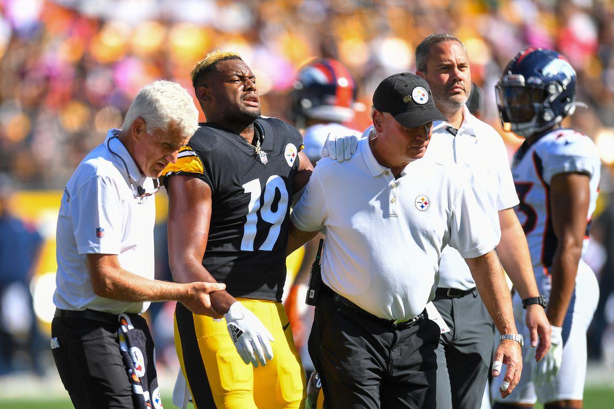JuJu Smith-Schuster shoulder injury Pittsburgh Steelers surgery shoulder