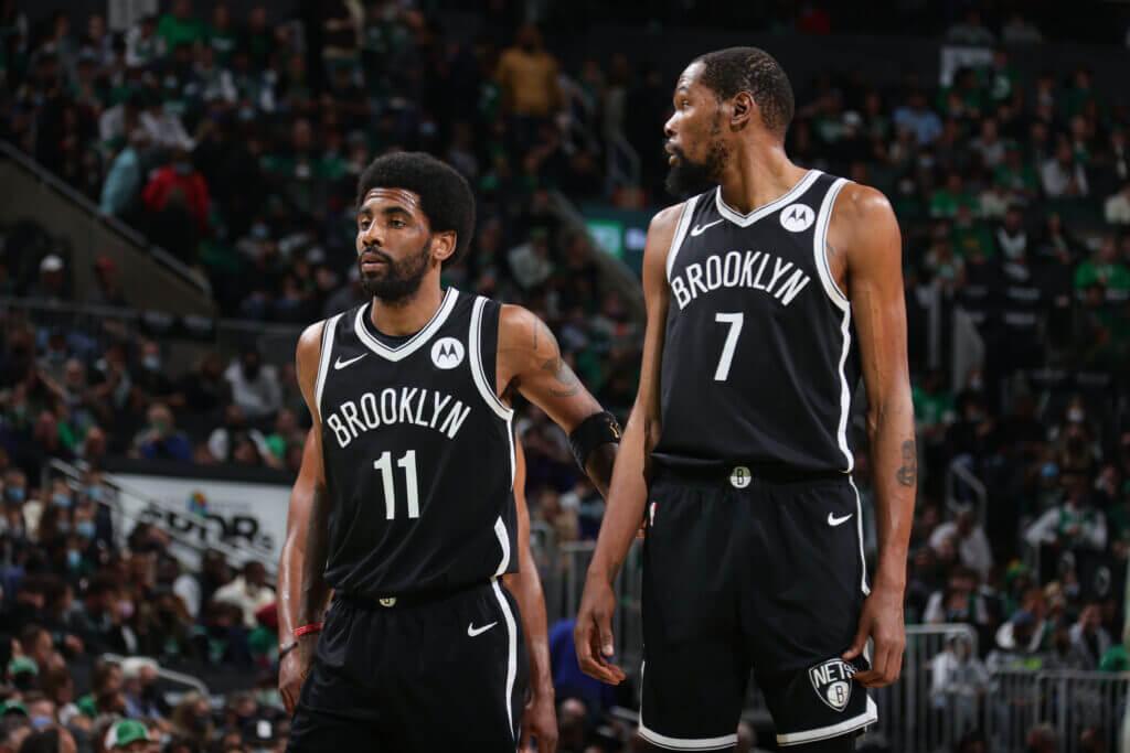 Divisi Atlantik aneh Nets 76ers Knicks Brooklyn