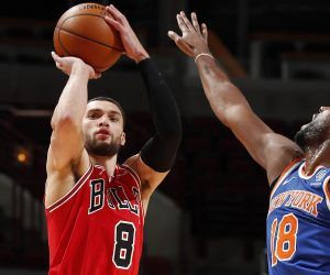 Knicks Bulls odds