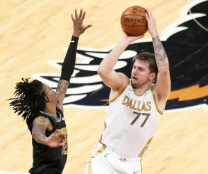 Luka Doncic Ja Morant NBA Southwest Odds Division Dallas Mavericks Mavs Memphis Grizzlies New Orleans Pelicans