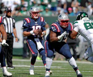 Mac Jones New England Patriots Week 7 Survivor Picks Green Bay Packers Arizona Cardinals
