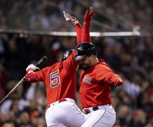 Astros Red Sox odds Game 4 ALCS