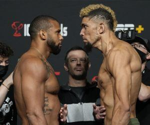 Santos Walker odds UFC