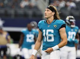 Rookie quarterback Trevor Lawrence and the Jacksonville Jaguars return to London for the first time since 2019. (Image: Getty)