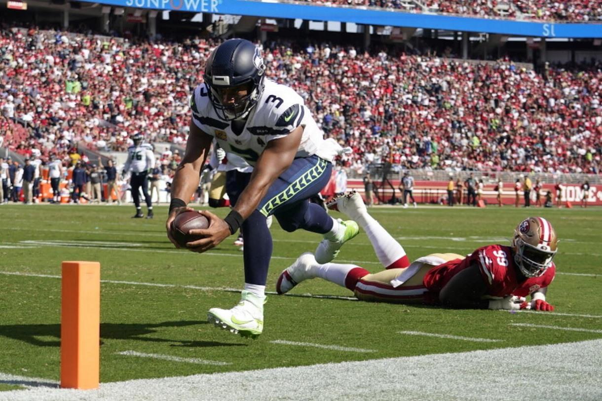 Russell Wilson NFL Home Dogs Week 5 Seahawks WFT Bengals Jaguar Texas