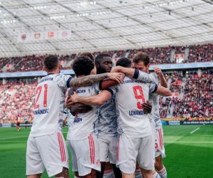 Leverkusen - Bayern 1-5
