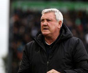 Steve Bruce sacked