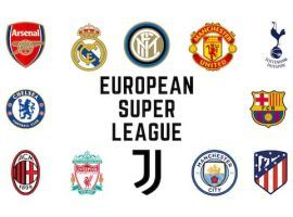 The 12 clubs which were originally part of the Super League project. Nine of them finally bailed out after strong backlash from supporters and high football officials. (Image:couchguysports.com)