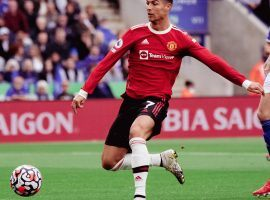 Cristiano Ronaldo returned to Manchester United in August 12 years after leaving the club to join Real Madrid. (Image: Twitter/manutd)