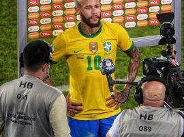 Neymar is the biggest star in Brazilian football at the moment. (Image: Twitter/futtmais)