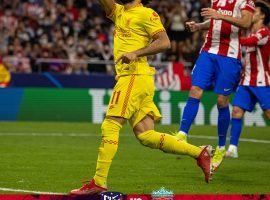 Liverpool won in Madrid against Atletico, as they lead Group B in the Champions League after three games. (Image: Twitter/LFC)