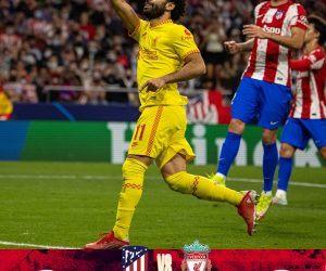 Atletico Madrid - Liverpool 2-3