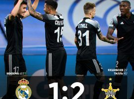 Sheriff Tiraspol produced the biggest performance in Moldova's history when they qualified for the Champions League group stage this season. (Image: FC Sheriff)