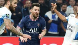 No Goals In Le Classique as Marseille – PSG Play to 0-0 Tie