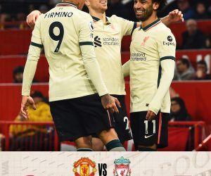Man United - Liverpool 0-5