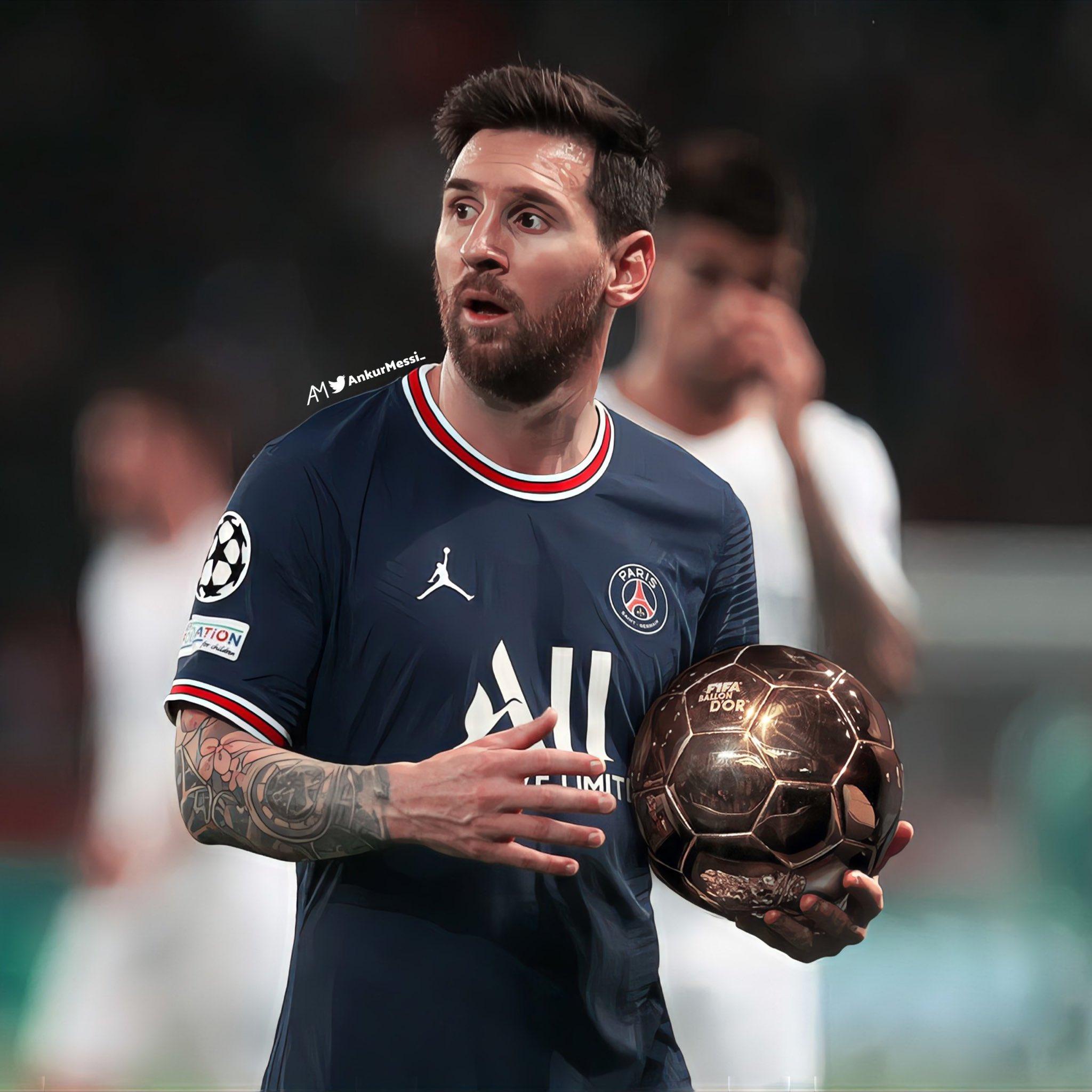 Messi - Ballon d'Or