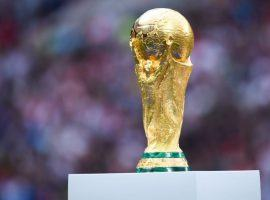 The World Cup trophy is the most revered in world football. (Image: otbsports.com)