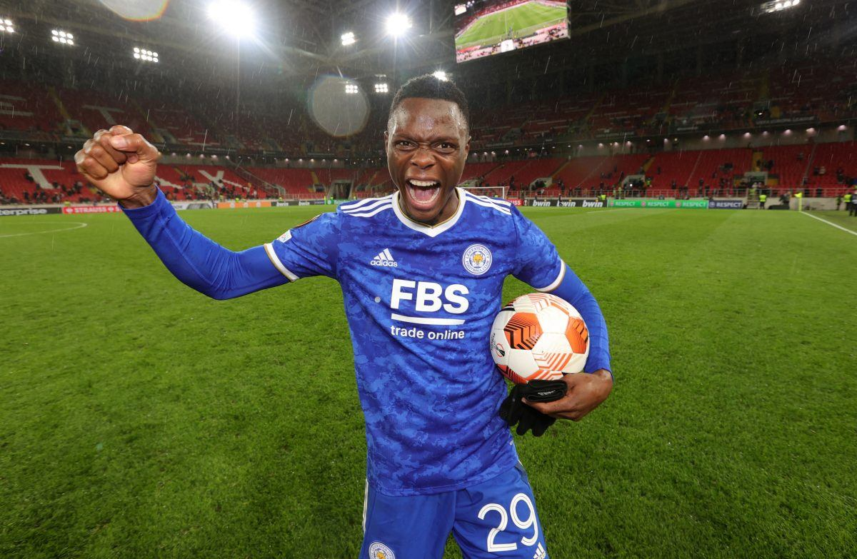 Europa League: Leicester's Patson Daka Makes History With Superb Hat-Trick in Just Nine... - OnlineGambling.com